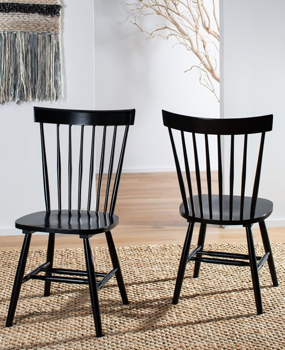 Spindle Dining Chair (Set of 2), AMH8500