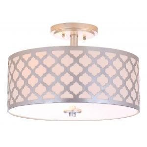 Contemporary Flush Mount, FLU4000