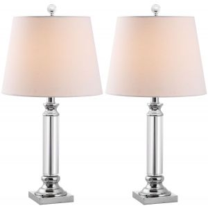 Traditional Crystal Table Lamp (Set of 2), LIT4098