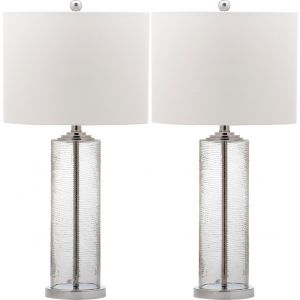 Contemporary Glass Table Lamp (Set of 2), LIT4262
