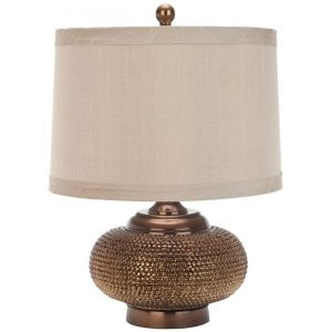 Copper Bead Table Lamp, LITS401